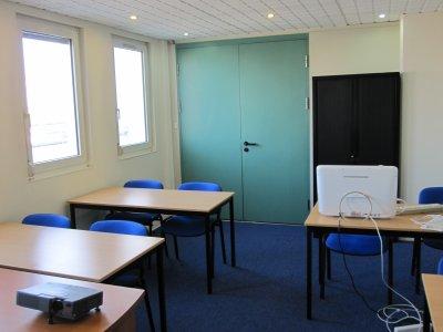Salle de formation 8 personnes